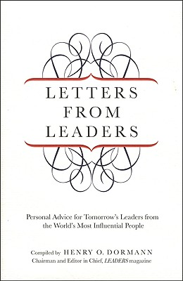 Letters from Leaders By Dormann, Henry O. (COM)